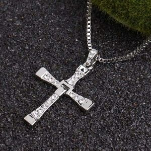 Other - Fast and Furious Toretto Cross Necklace Pendant